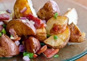 Franse aardappelsalade