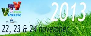 Logo groene passie 2013