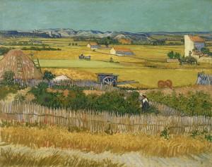 oogst van Gogh