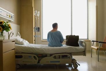 ziekenhuisbed_man